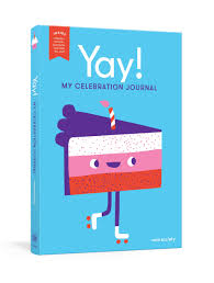 Yay! My celebration Journal - TREEHOUSE kid and craft