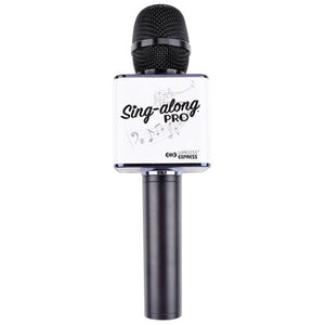 Sing-along Pro Bluetooth Karaoke Microphone and Speaker - TREEHOUSE kid and craft