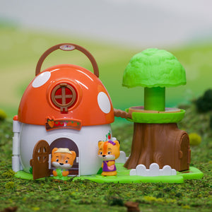 Mushroom Surprise - TREEHOUSE kid and craft