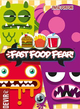 Load image into Gallery viewer, Fast Food Fear - TREEHOUSE kid and craft