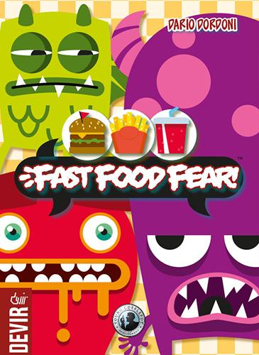 Fast Food Fear - TREEHOUSE kid and craft