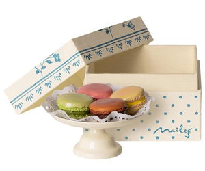 Macarons et Chocolat Chaud - TREEHOUSE kid and craft