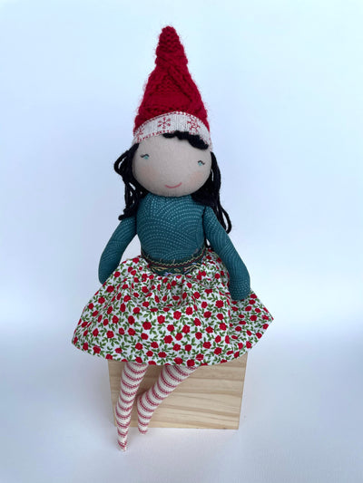 Nordic Elf - TREEHOUSE kid and craft