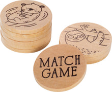 Load image into Gallery viewer, Wooden Match Game - TREEHOUSE kid and craft