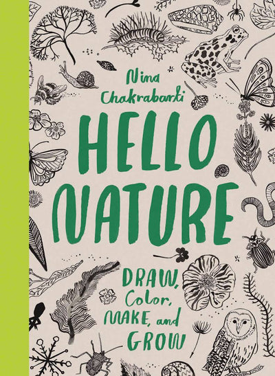 Hello Nature - TREEHOUSE kid and craft