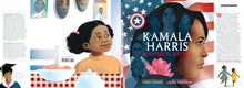 Load image into Gallery viewer, Kamala Harris, rooted in justice - TREEHOUSE kid and craft