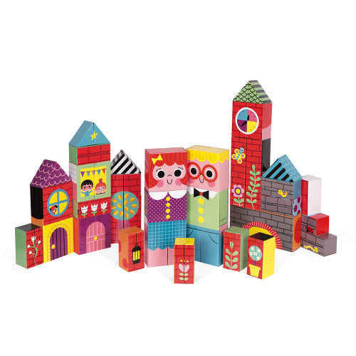 35 Giant Blocks - TREEHOUSE kid and craft