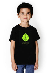 Athens GA Leaf T-Shirt - TREEHOUSE kid and craft
