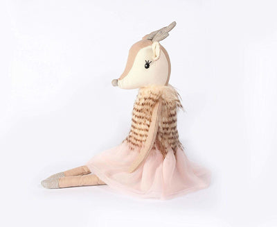 Farah Fawn Ballerina - TREEHOUSE kid and craft