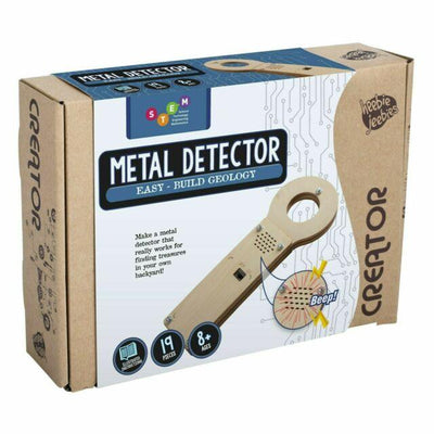 Metal Detector - TREEHOUSE kid and craft
