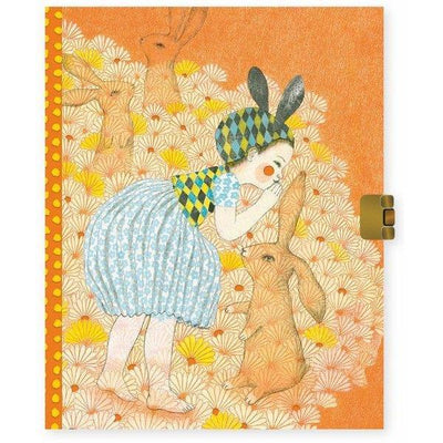 Elodie Diary Secrets Notebook with Lock & Key - TREEHOUSE kid and craft