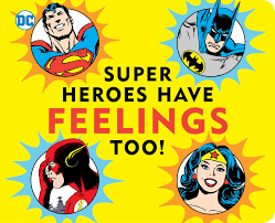 Super Heroes Have Feelings Too! - TREEHOUSE kid and craft