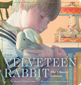 The Velveteen Rabbit - TREEHOUSE kid and craft