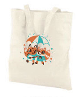 Treehouse Tote Bag Designed by Lauren Gregg - TREEHOUSE kid and craft