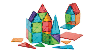32 piece Magna-Tiles - TREEHOUSE kid and craft