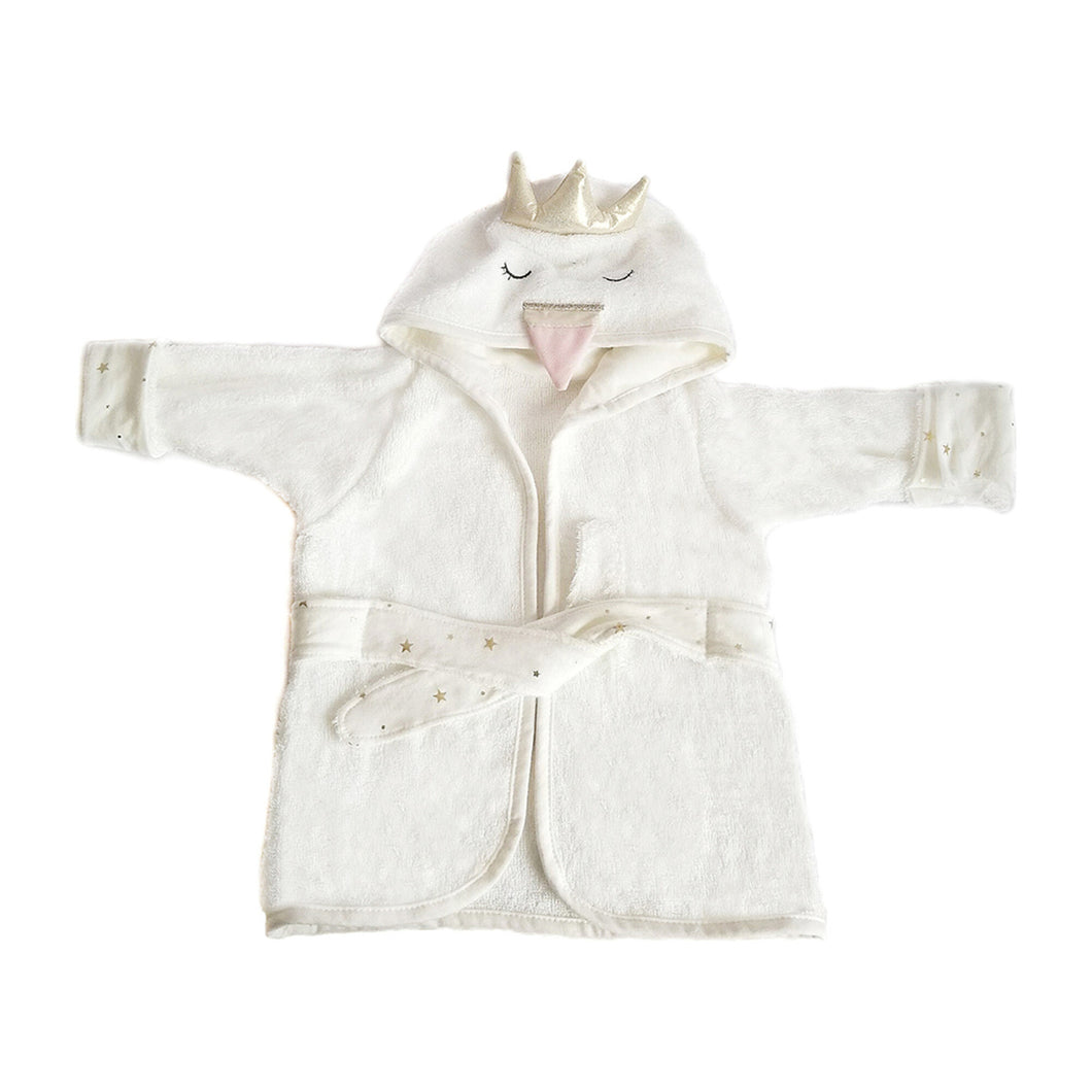 Bamboo Terry Baby Robes (Multiple Options) - TREEHOUSE kid and craft