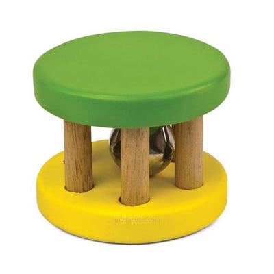Rattle Roller - TREEHOUSE kid and craft