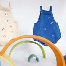 Load image into Gallery viewer, Hockney Cobalt Romper - TREEHOUSE kid and craft