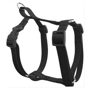 12 - 20IN HARNESS BLACK, SML 10 - 45 LBS DOG