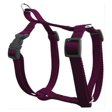 Load image into Gallery viewer, 12 - 20IN HARNESS BLACK, SML 10 - 45 LBS DOG