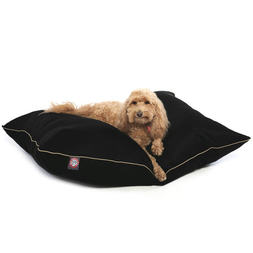 28X35 BLACK SUPER VALUE SMALL|MEDIUM DOG BED