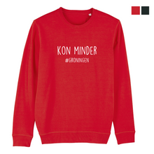 Afbeelding in Gallery-weergave laden, Kon Minder - Organic Sweater