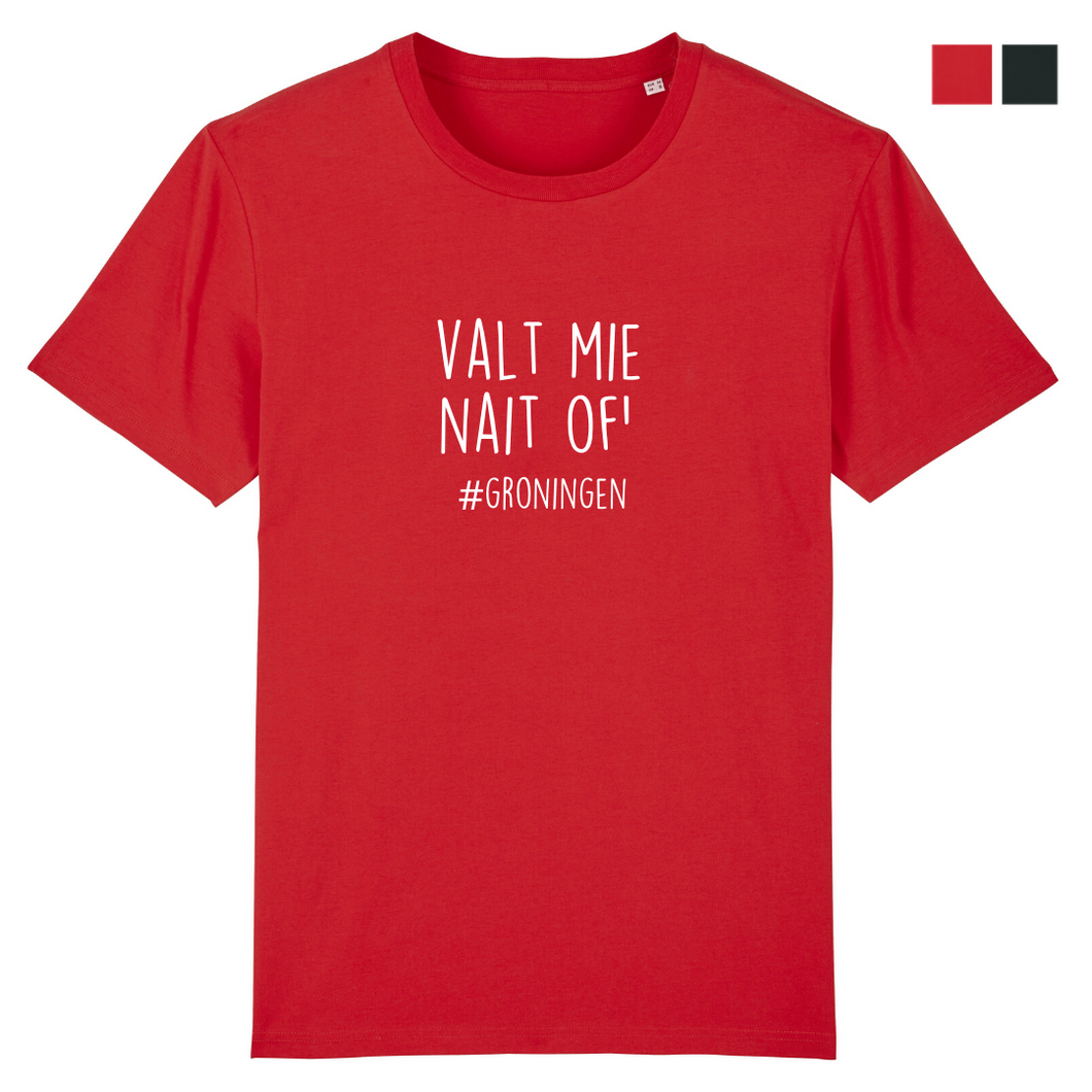 Valt Mie Nait Of' - Organic Shirt