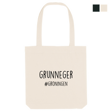 Afbeelding in Gallery-weergave laden, Grunneger - Organic Canvas Tas