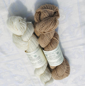 Alpaca Knitting Yard