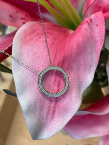 9ct Diamond 'Circle of Life'