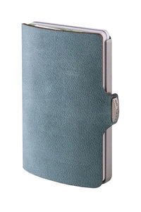 I-clip wallet soft touch - opal