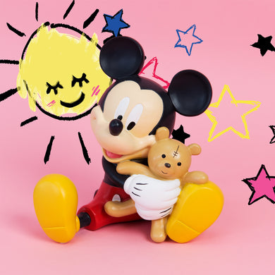 DISNEY MAGICAL BEGINNINGS MONEY BANK - MICKEY