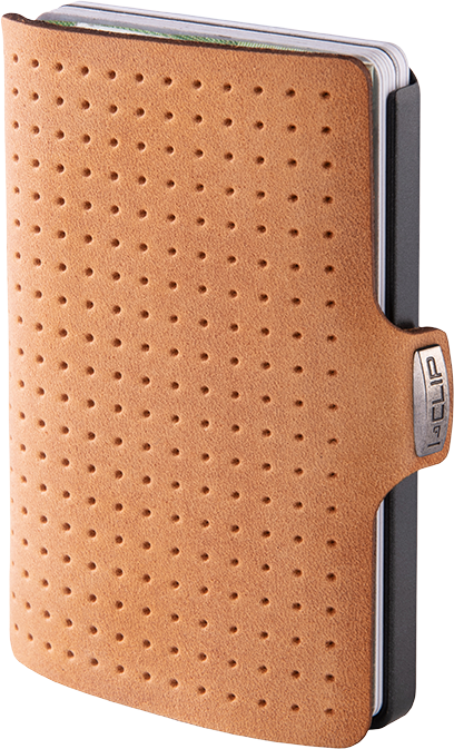 I-clip Wallet AdvantageR- Tan