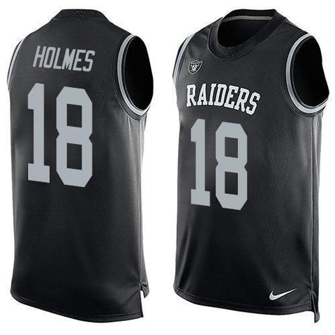 Andre Holmes - Oakland Raiders Limited Edition Basketball Style Jersey