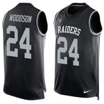 Charles Woodson - Oakland Raiders Limited Edition Basketball Style Jersey