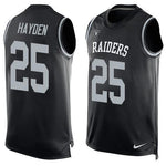 DJ Hayden - Oakland Raiders Limited Edition Basketball Style Jersey