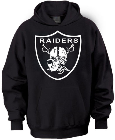 High Roller Shield Raiders 4 Life Pullover Hoodie