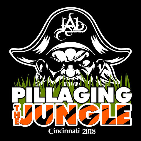 Pillaging the Jungle