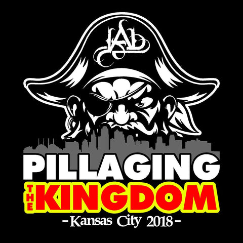 Pillaging the Kingdom - 2018