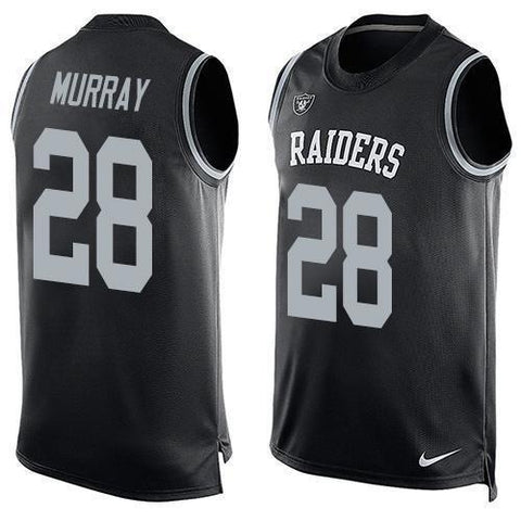 Latavius Murray - Oakland Raiders Limited Edition Basketball Style Jersey