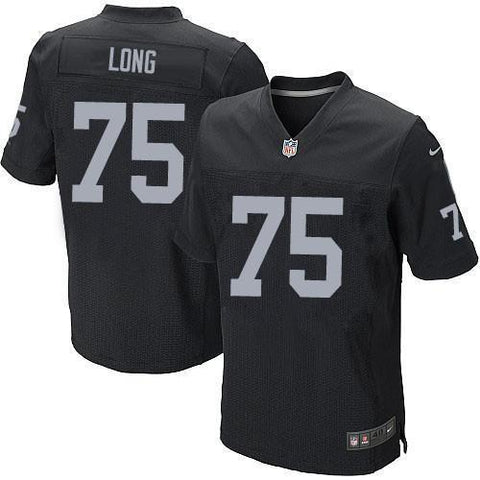 Howie Long - Oakland Raiders Home Jersey
