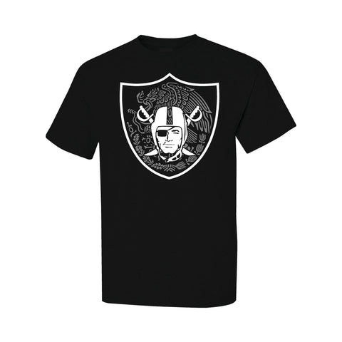 Mexican Shield - RAIDERS 4 LIFE Shirt
