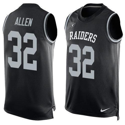 Marcus Allen - Oakland Raiders Limited Edition Basketball Style Jersey