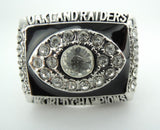 Complete Set of Oakland / Los Angeles Raiders Super Bowl Rings
