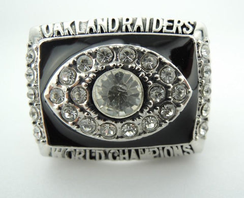 1976 Oakland Raiders Super Bowl XI Ring