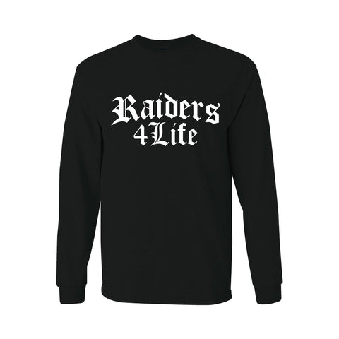 Old English - Raiders 4 Life Sweater