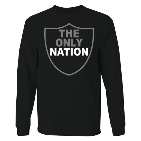 The Only Nation - Raiders 4 Life Sweater