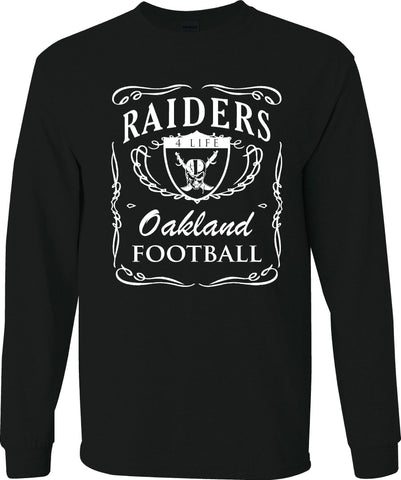 Jack Daniels - Raiders 4 Life Sweater