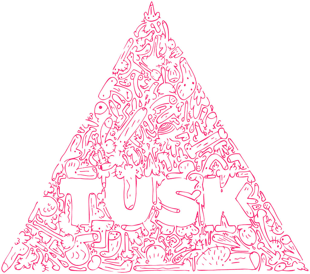 Tusk Wax Dicks White