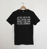 Acid Cult Black xx Only M left xx